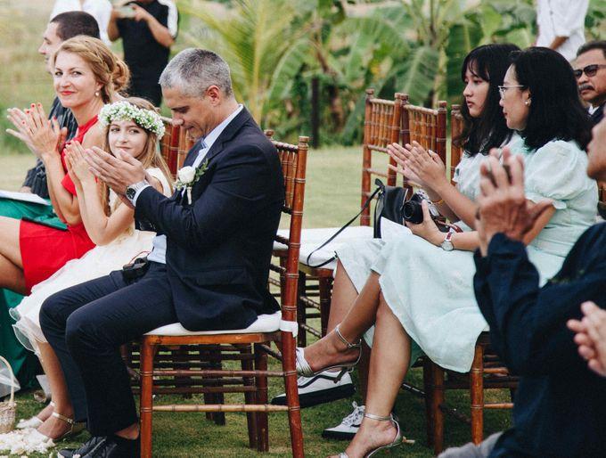 Wedding of Deasy & Nikolay by Tirza Zoraya - 012