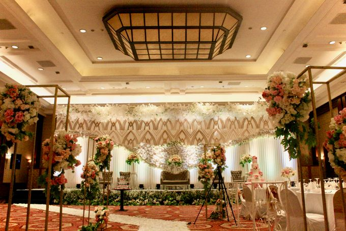 Denny & Monica At Jw Marriot Hotel by indodecor - 003