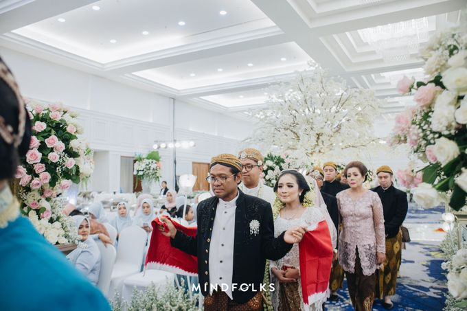 JAVANESE AKAD OF FIFI & IAN by Dwi Tunggal Citra Catering - 007