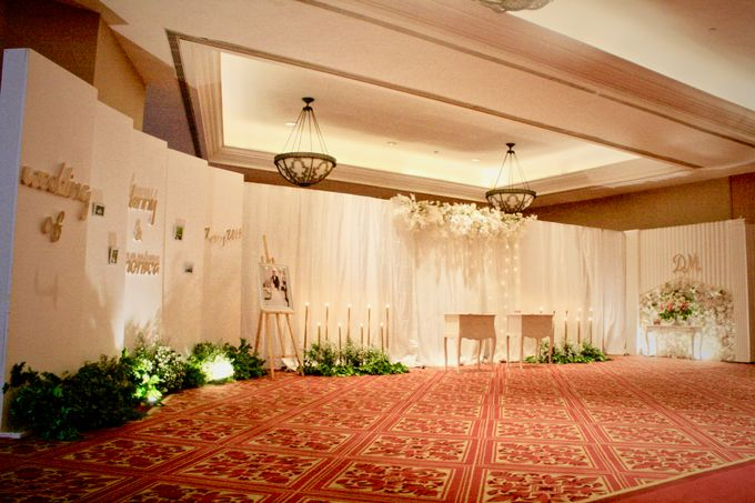 Denny & Monica At Jw Marriot Hotel by indodecor - 004