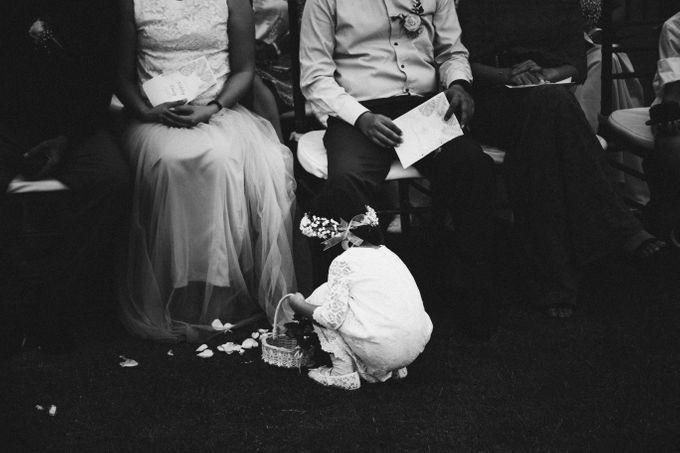 Wedding of Deasy & Nikolay by Tirza Zoraya - 013