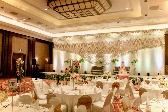 Denny & Monica At Jw Marriot Hotel by indodecor - 002
