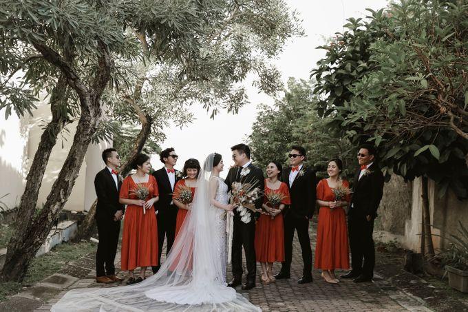 The Wedding of  Tirto & Jessy by Satori Planner - 006