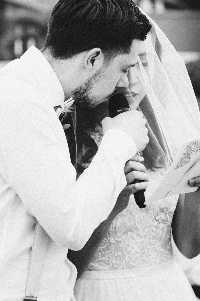 Wedding of Deasy & Nikolay by Tirza Zoraya - 014