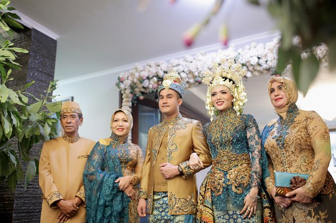 Rayhan & Fahrevy by One Heart Wedding - 002