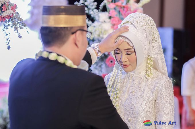 The wedding story  of Echa & Harya by Video Art - 035