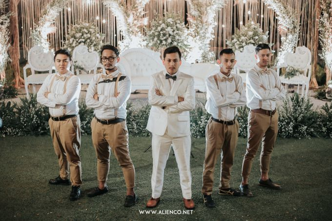 Wedding of Ines & Rizki by Muthia Catering - 027