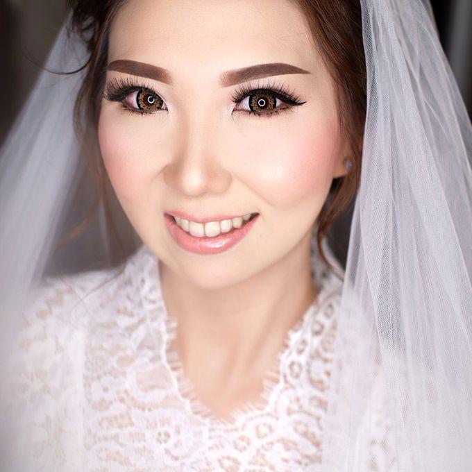 My Bride 2017 by VA Make Up Artist - 038