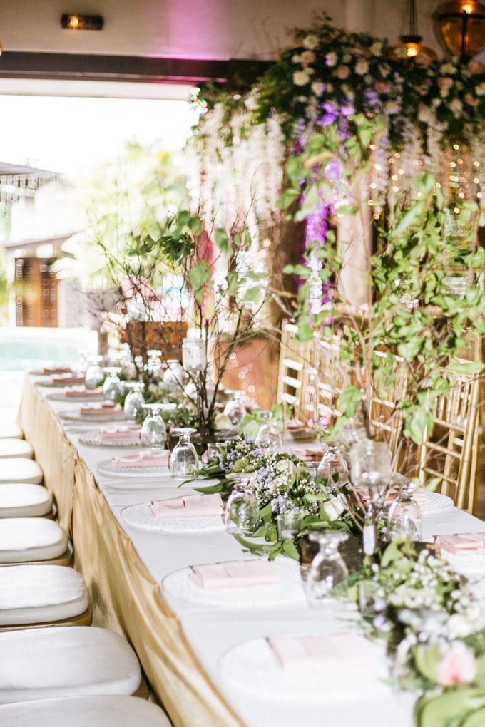 The Wedding of Tommy & Jenna by Bali Yes Florist - 003