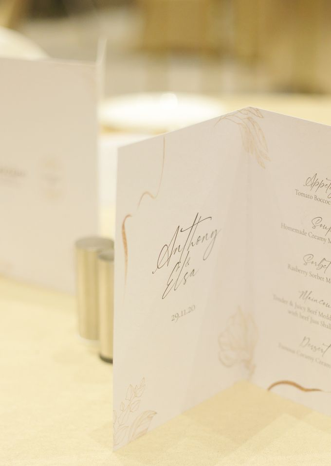 Mikhaelsa & Anthony by Concetta Wedding Organizer - 008