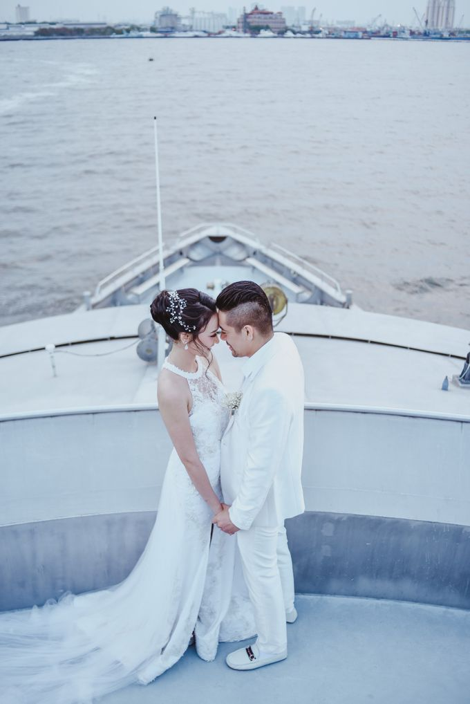 THE WEDDING OF ALIA AND MARTIN by ODDY PRANATHA - 031