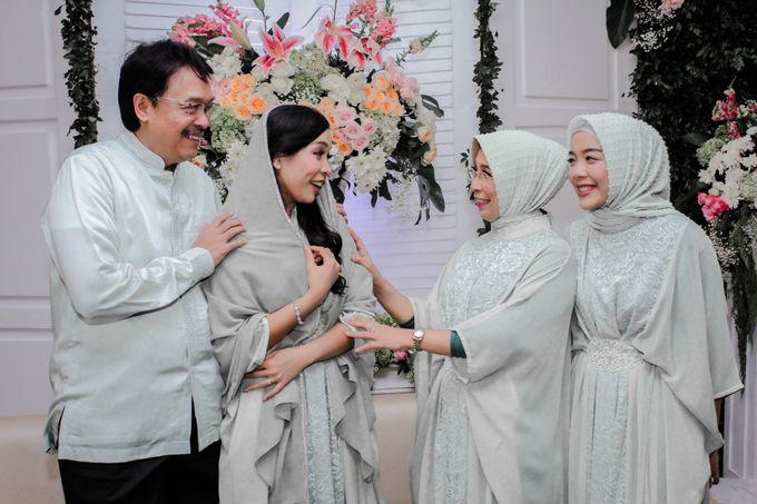 Togetherness together Vidya & Angga by Arum Ndalu Sanggar Rias Pengantin - 001