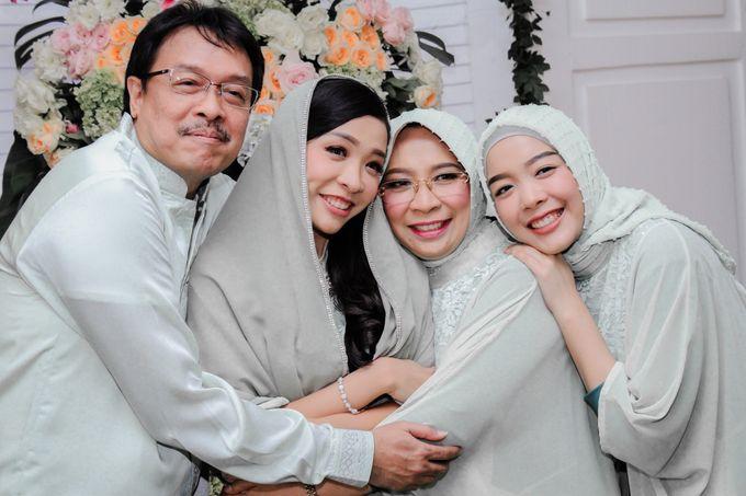 Togetherness together Vidya & Angga by Arum Ndalu Sanggar Rias Pengantin - 005