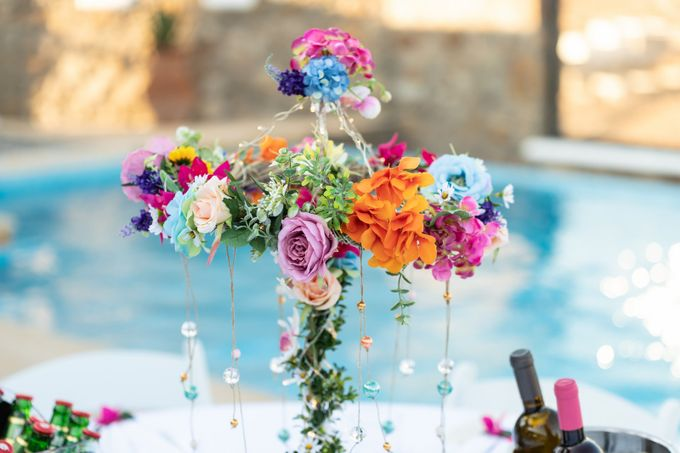 Amazing bohemian wedding by Diamond Events - 034