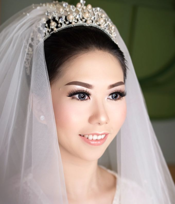My Bride 2017 by VA Make Up Artist - 030