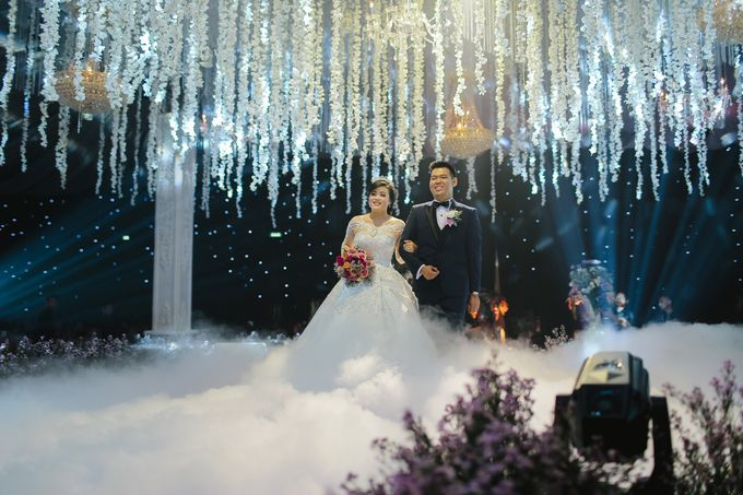 The Wedding of Audy & Caroline by Wong Hang Distinguished Tailor - 038