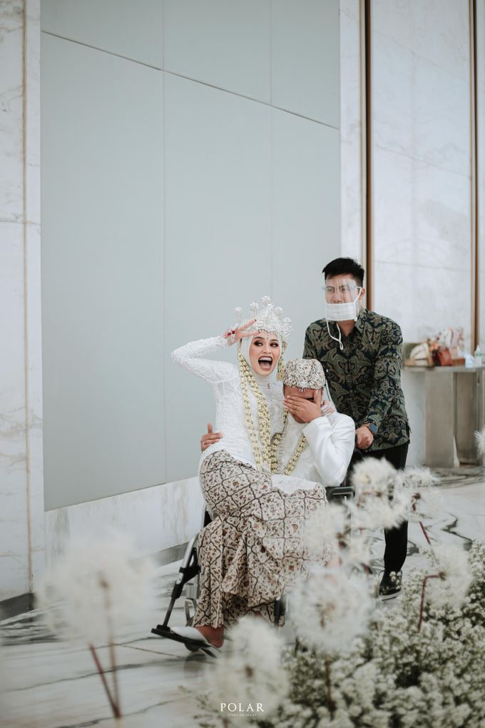 Adit & Citias Akad Decoration by Valentine Wedding Decoration - 028