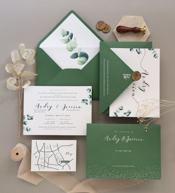 Andry + Jessica by Caramel Card - 001