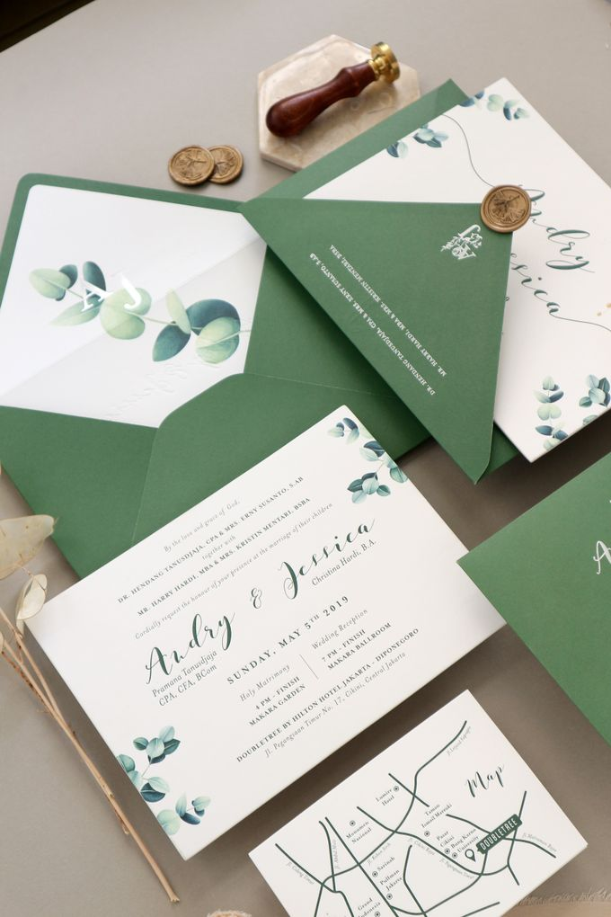 Andry + Jessica by Caramel Card - 003