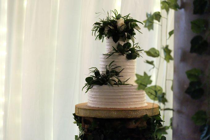 The Wedding of Yonas & Priska  by KAIA Cakes & Co. - 006