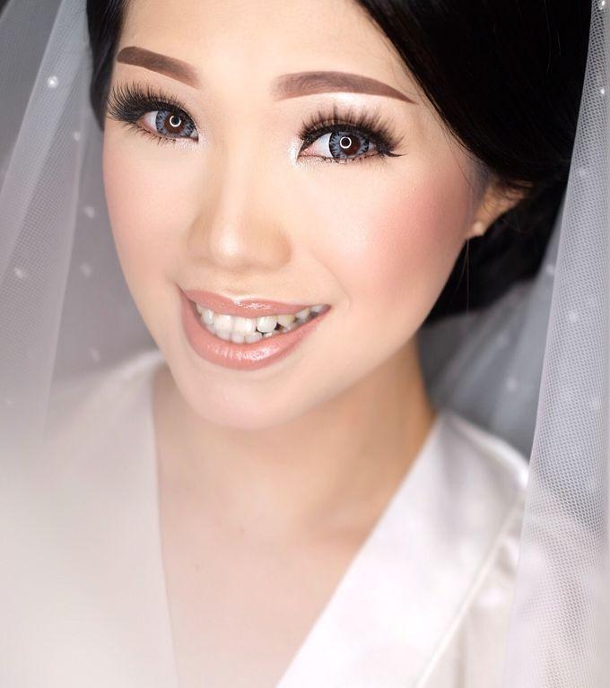My Bride 2017 by VA Make Up Artist - 032
