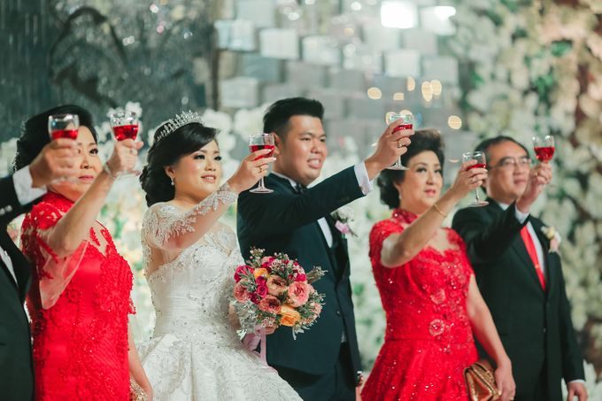 The Wedding of Audy & Caroline by Wong Hang Distinguished Tailor - 036
