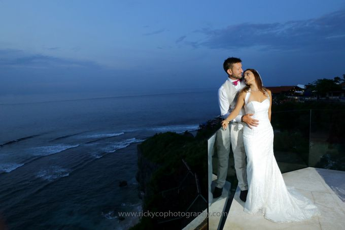 Manal & Russel Wedding by KAMAYA BALI - 002