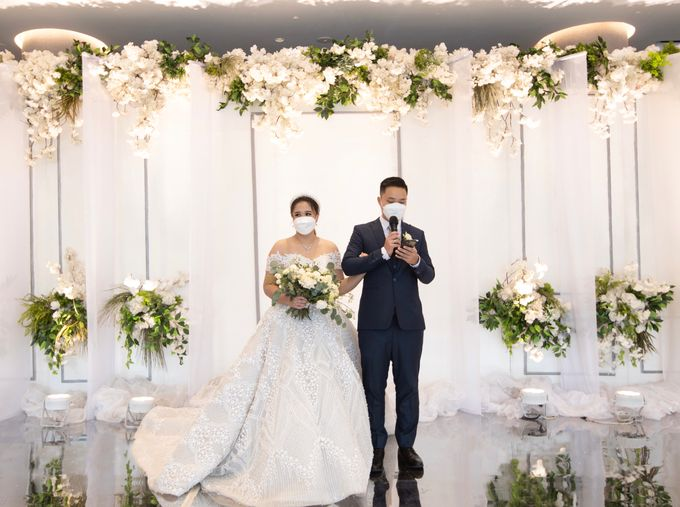 CHRISTOPHER & EVELYN WEDDING DAY by IORI PHOTOWORKS - 023