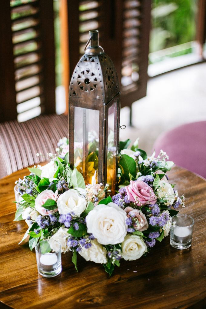 The Wedding of Tommy & Jenna by Bali Yes Florist - 008