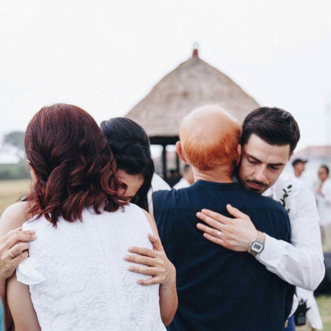 Wedding of Deasy & Nikolay by Tirza Zoraya - 015