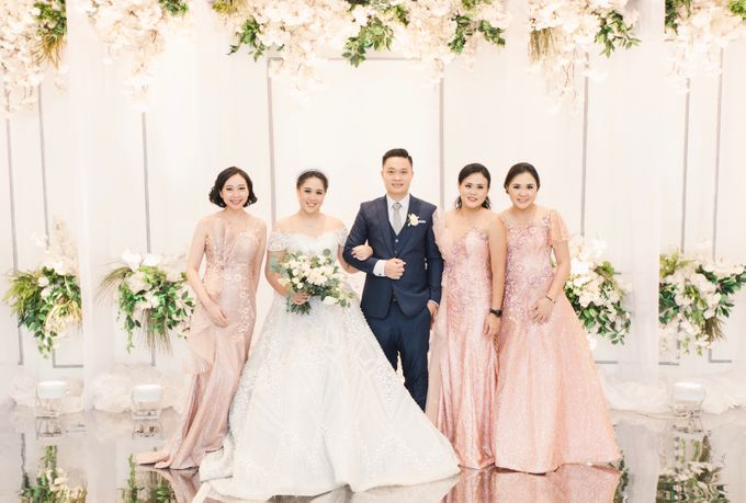 CHRISTOPHER & EVELYN WEDDING DAY by IORI PHOTOWORKS - 026