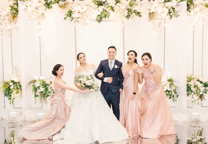 CHRISTOPHER & EVELYN WEDDING DAY by IORI PHOTOWORKS - 027