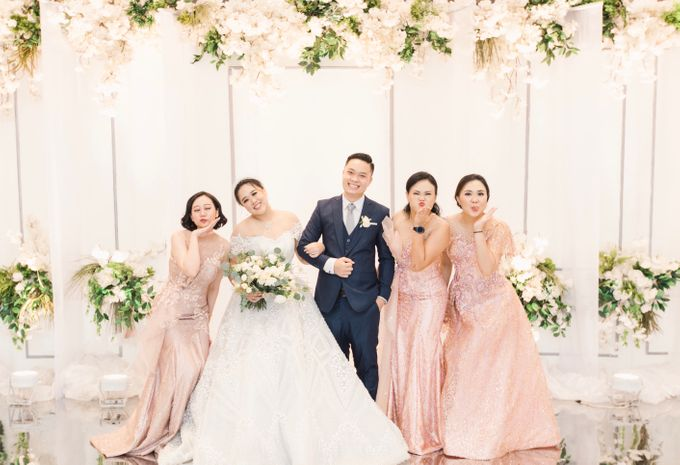 CHRISTOPHER & EVELYN WEDDING DAY by IORI PHOTOWORKS - 028