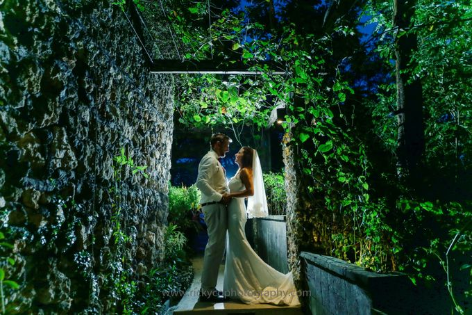 Manal & Russel Wedding by KAMAYA BALI - 006