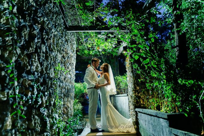 Manal & Russel Wedding by KAMAYA BALI - 004