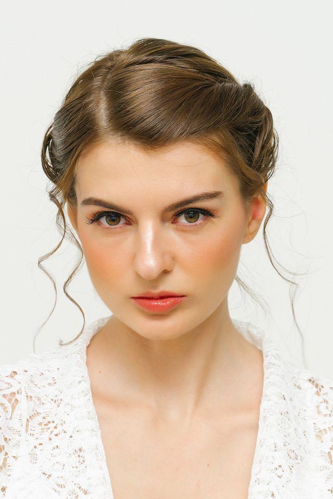 Wedding Makeup by Erliana Lim Makeup Artist - 001