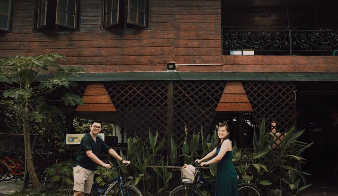 Casual engagement shoot by Amelia Soo photography - 004