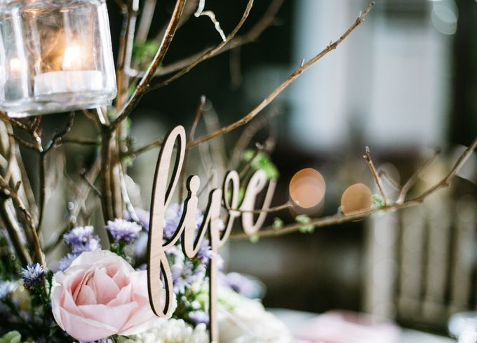 The Wedding of Tommy & Jenna by Bali Yes Florist - 009