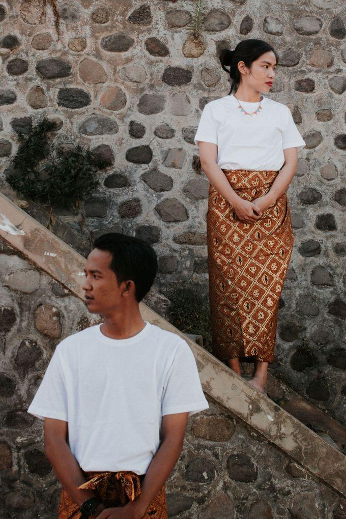 Prawedding Yessi & Teddi by Semesta Ruang - 002