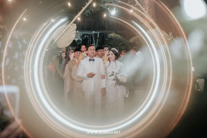 Wedding of Ines & Rizki by Muthia Catering - 001