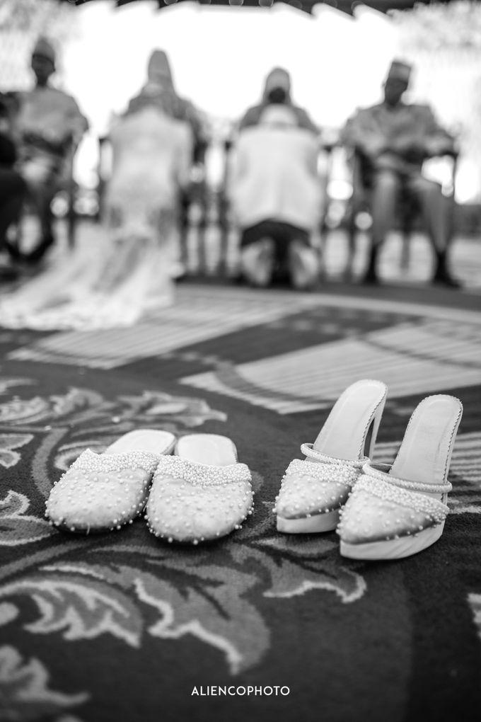 PURI ARDHYA GARINI WEDDING OF ALDY & PUTRI by alienco photography - 036