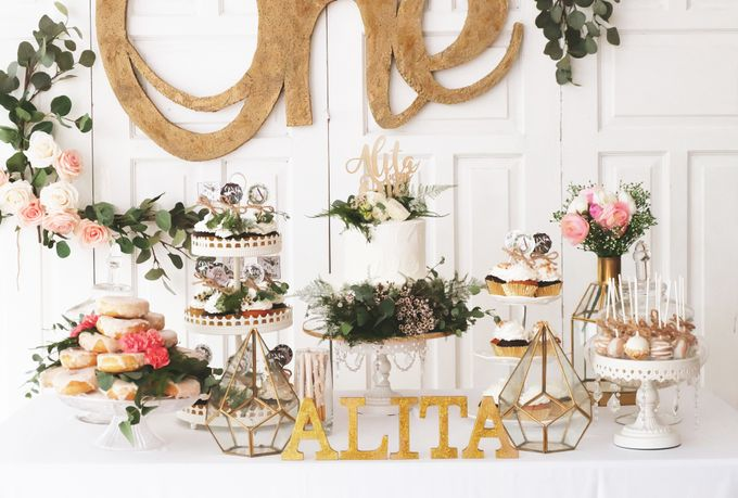 RUSTIC SWEET CORNER by KAIA Cakes & Co. - 001