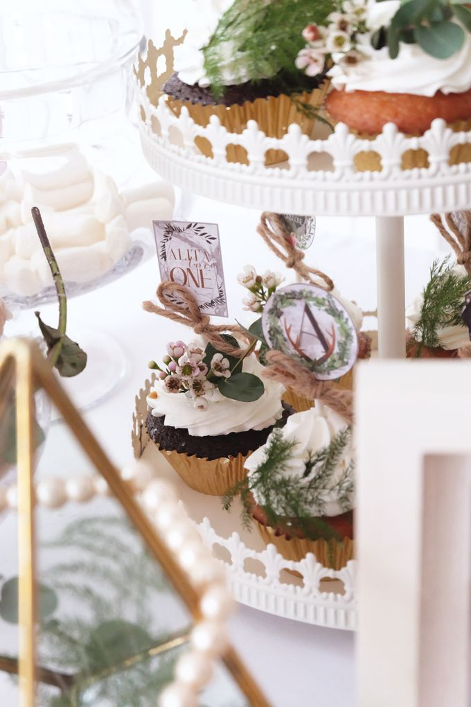 RUSTIC SWEET CORNER by KAIA Cakes & Co. - 011