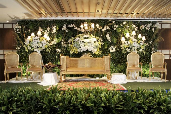 eras & farah decoration wedding by Our Wedding & Event Organizer - 023