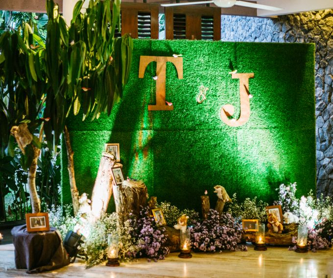 The Wedding of Tommy & Jenna by Bali Yes Florist - 010