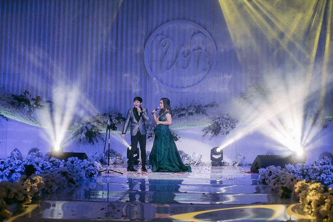 The Wedding of William and Ariestya by MALVA Bridesmaids - 002