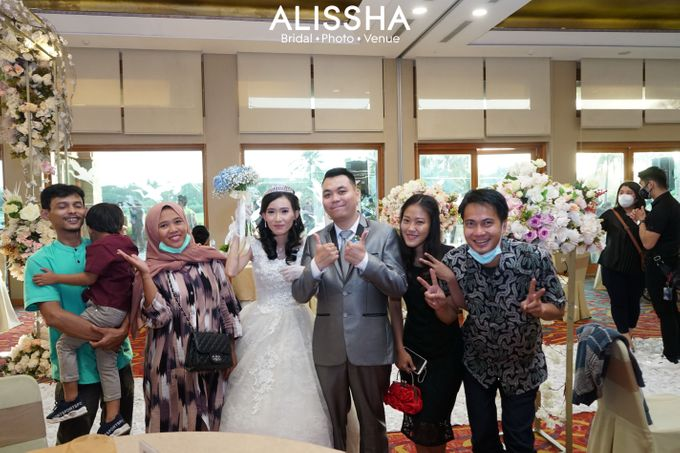 ALISSHA BRIDE X DAMAI INDAH GOLF by Alissha Bride - 010