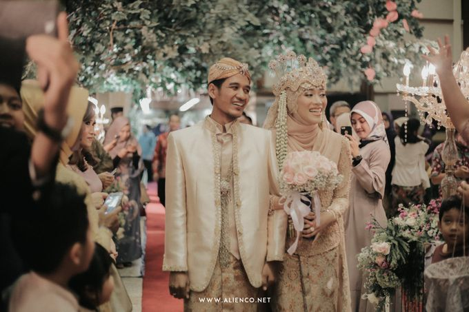 The Wedding of Putri & Lanang by alienco photography - 006