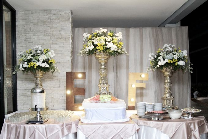 eras & farah decoration wedding by Our Wedding & Event Organizer - 024