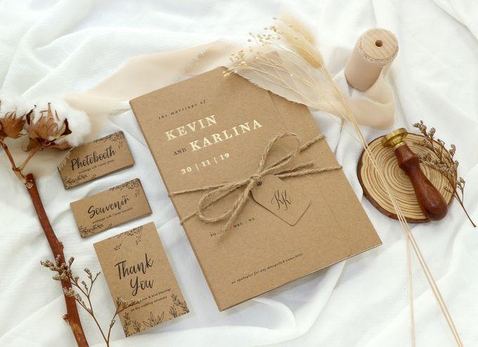 Kevin + Karlina by Caramel Card - 002